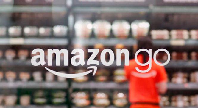Já imaginou um supermercado sem filas? Conheça o Amazon Go.