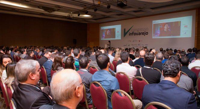 O Congresso InfoVarejo foi um sucesso, agora nossa experiência continua aqui