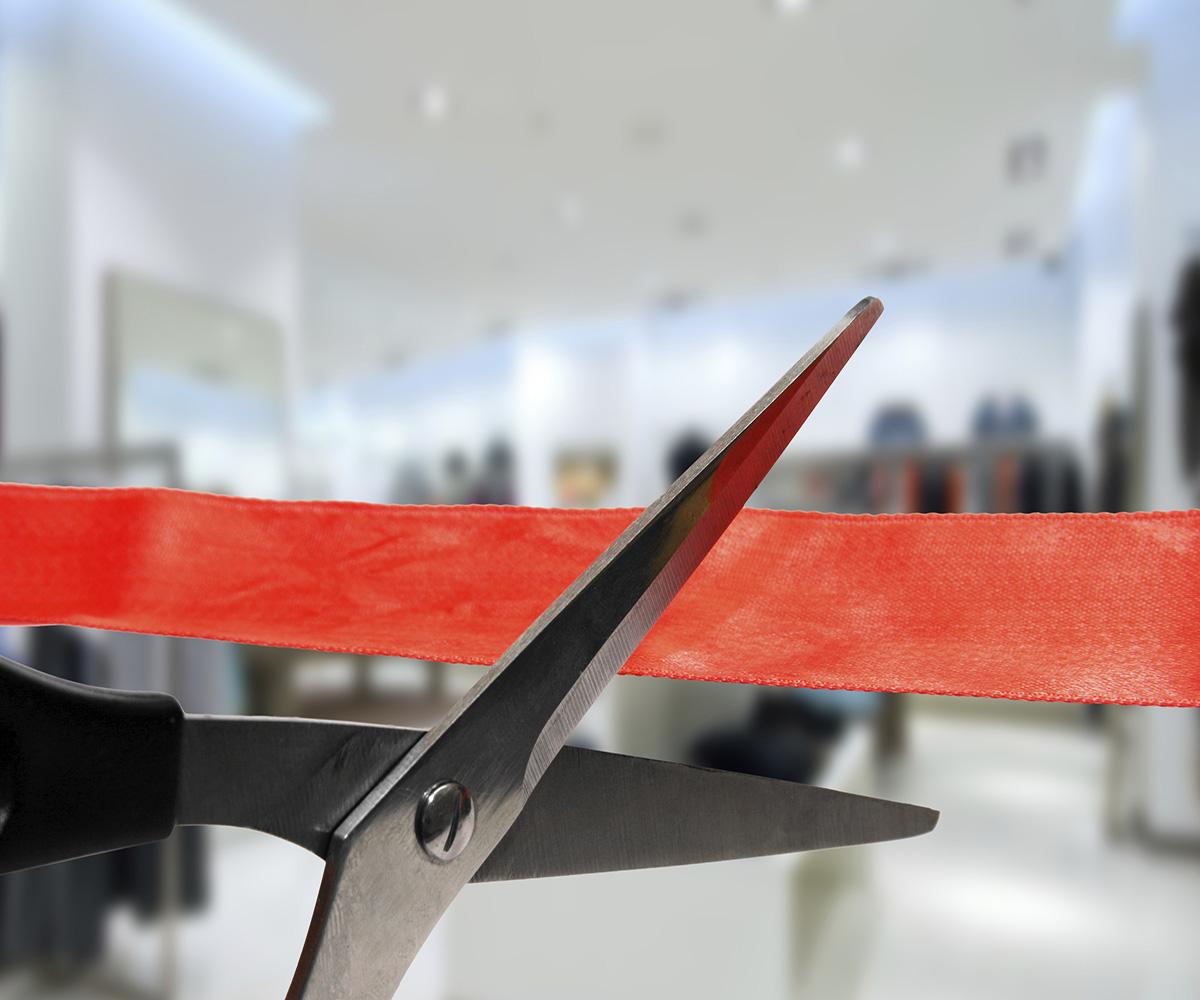 Como fazer a inauguração de loja no varejo