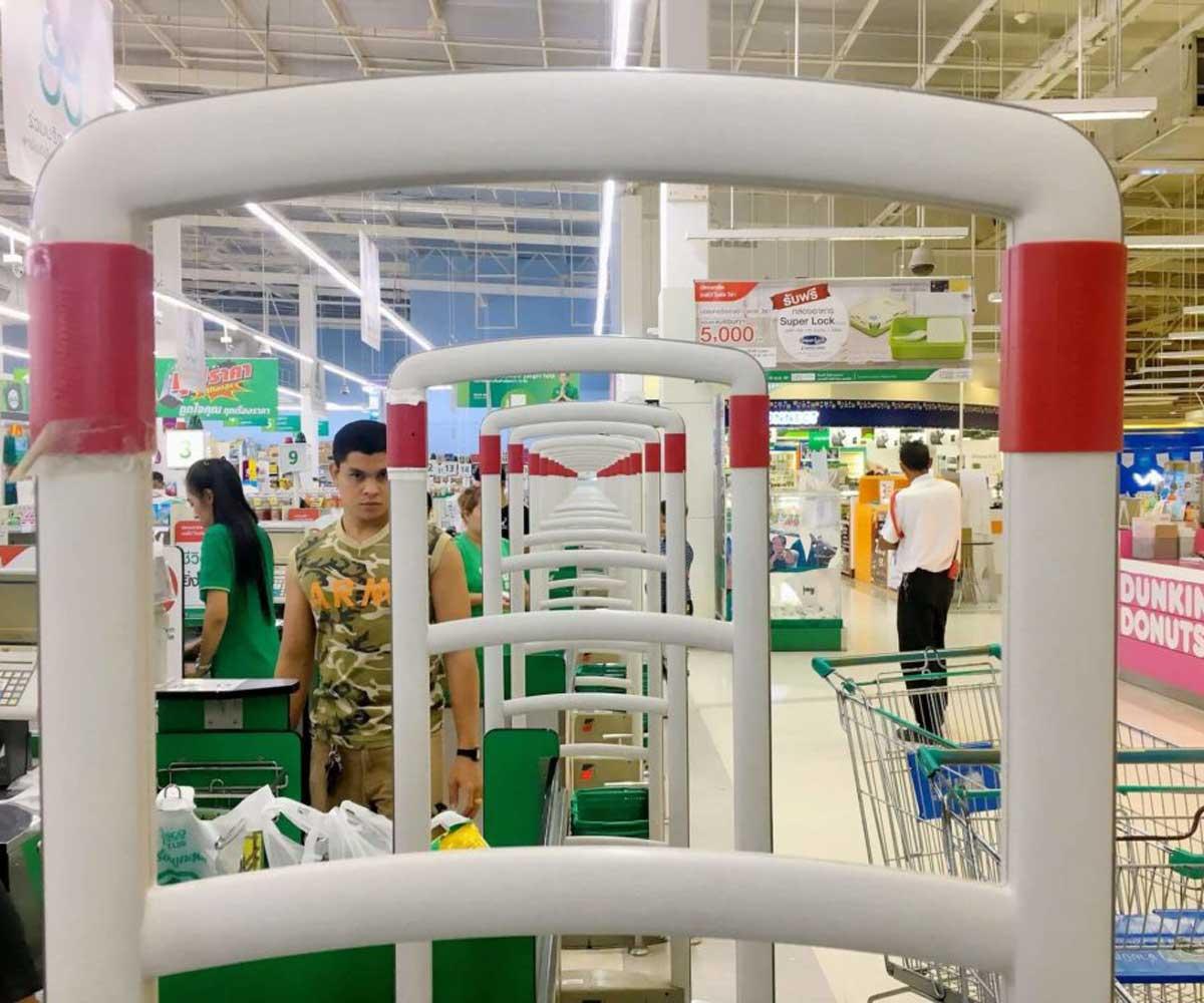 Antenas antifurto: entenda a importância para sua loja