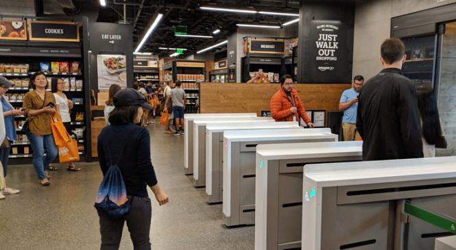 NRF 2019: O futuro do supermercado