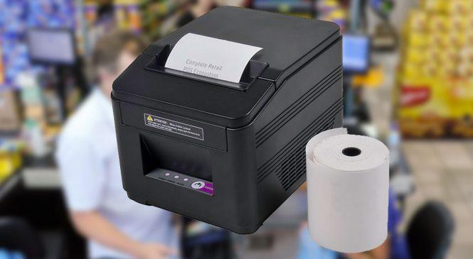 Impressora não fiscal térmica: quais os tipos e como escolher