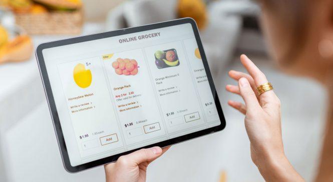 A influência do marketing digital nos supermercados em tempo de pandemia