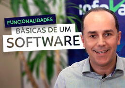 Vídeo: Funcionalidades Básicas de um Software