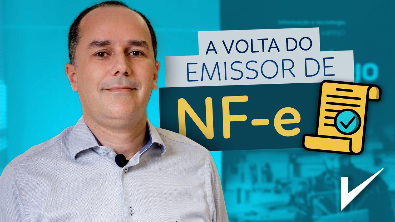A volta do EMISSOR DE NF-e! - Gustavo Fleubert | InfoVarejo