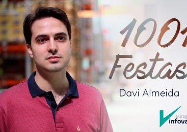Case 1001 Festas
