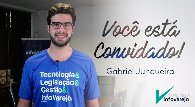 Este é o seu convite para o Congresso InfoVarejo