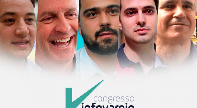 Quiz Interativo: Qual é o seu Case no Congresso InfoVarejo?