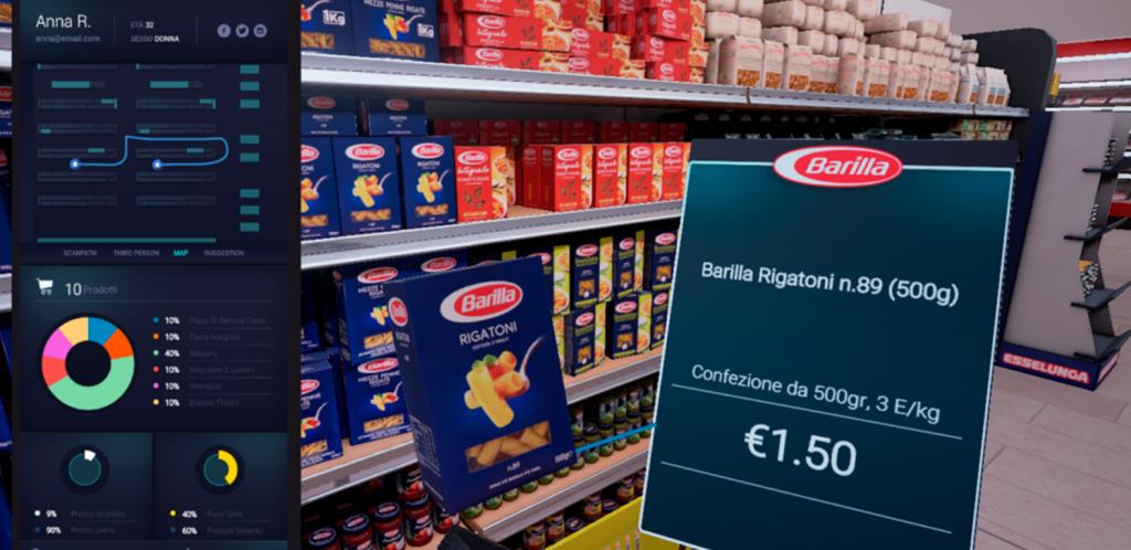 Uma visão do supermercado do futuro