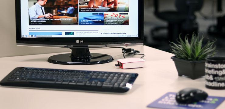 Raspberry PI 3: a solução para a falta de espaço no ponto de venda