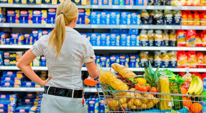 Falta de produtos nos supermercados cai no primeiro semestre
