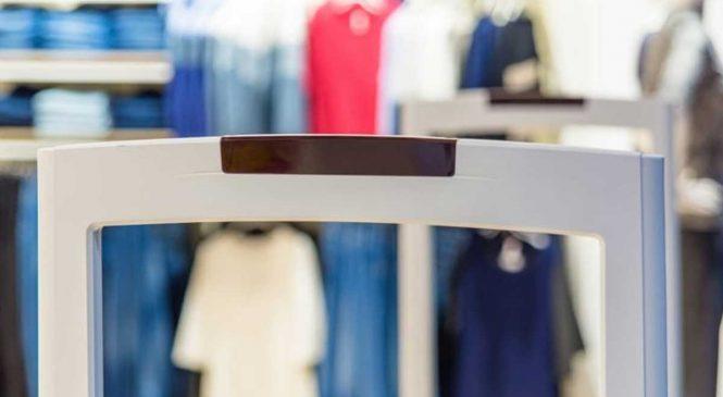 Como escolher as antenas de segurança para sua loja