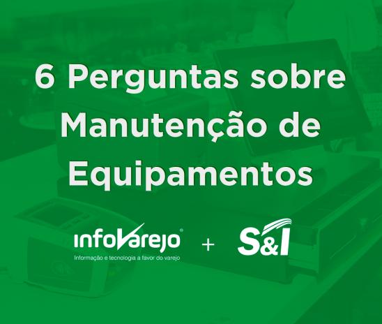 6 perguntas sobre manutenção de equipamentos