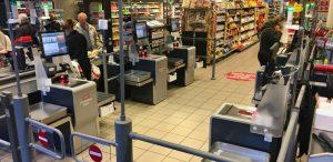 Risco ou segurança: possíveis fraudes com o self-checkout